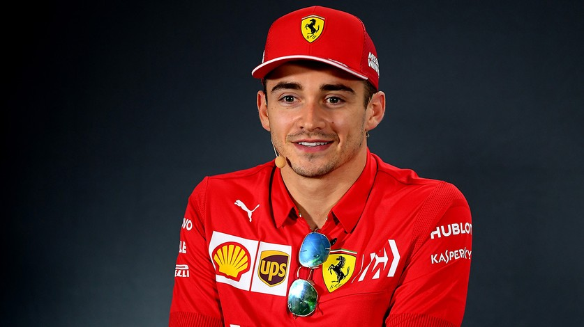 Leclerc to stay with Scuderia Ferrari Mission Winnow to the end of 2024