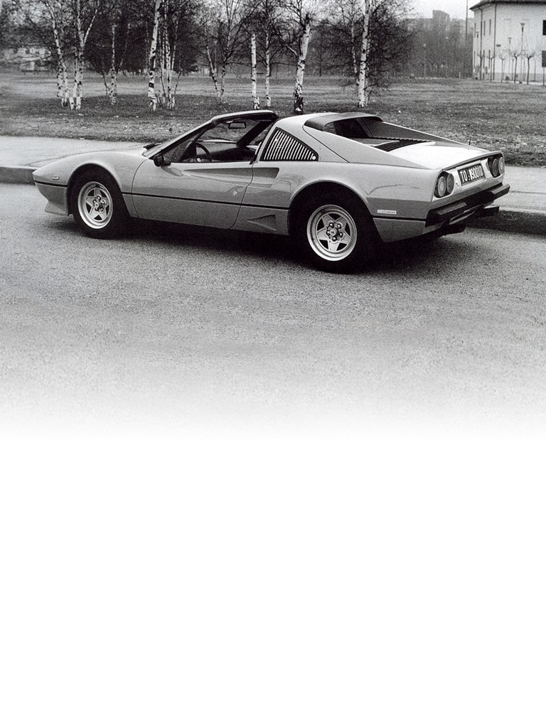 Ferrari 208 GTS: By no means new to the production of smaller displacement, high output, multi-fractioned engines; on the heels of the 1975 208 GT4 Ferrari introduced the smallest displacement version of the 308 GTB – the 208 GTB and GTS – in 1980.
