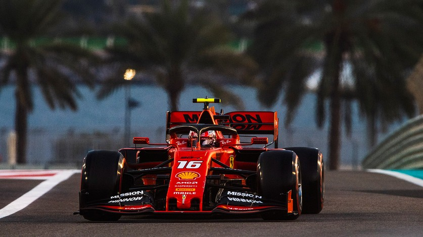 Abu Dhabi Grand Prix – On the attack from the second row