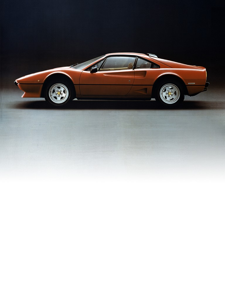 Turbo-charging had taken a strong foothold in Formula 1 racing and the experience gained on the tracks soon made the leap to production with the Ferrari 208 GTB Turbo, unveiled at the 1982 Turin Motor Show.