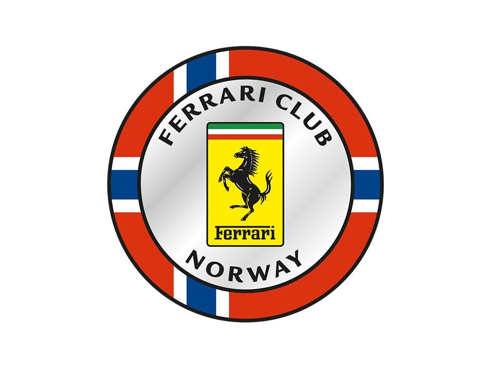 Ferrari Club Norway was founded in 1999 by Tron Obrestad, and we received official certification from the Ferrari Owners' Club Coordination in 2005, thanks to a club member purchasing an FXX.