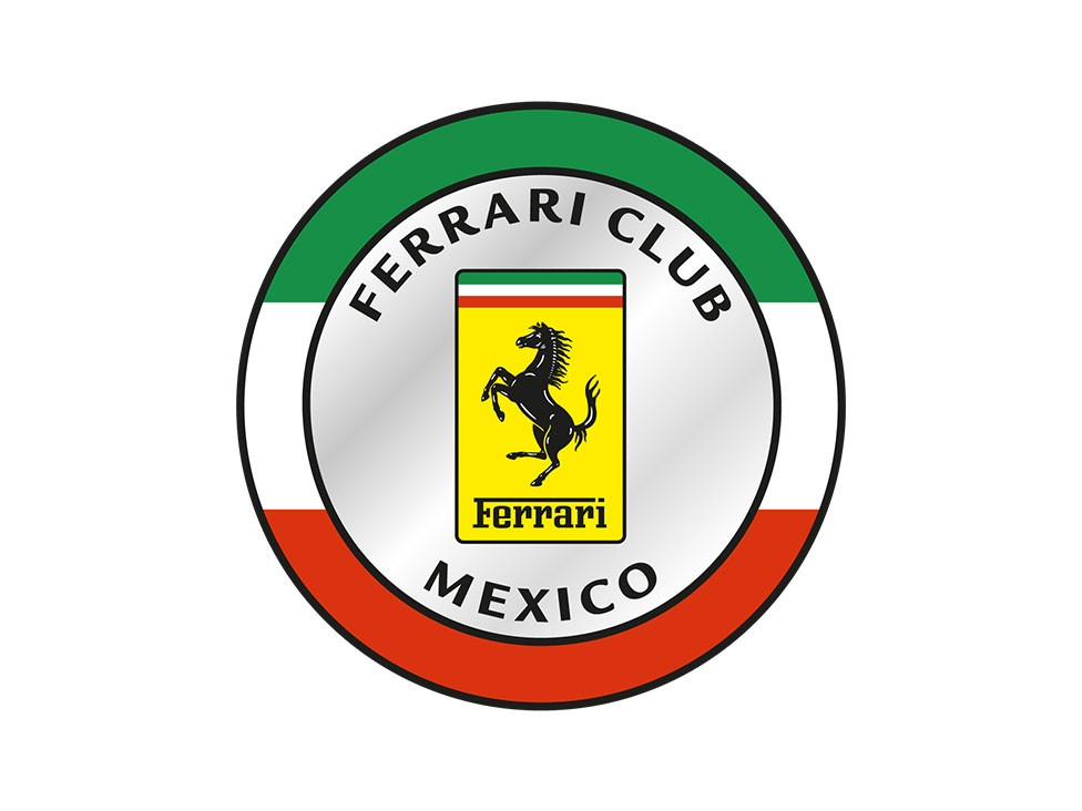 The Ferrari Club Mexico (FCM), is the only Club in Mexico that enjoys the official recognition by the Ferrari spa, factory in Maranello.