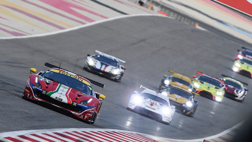 WEC - First podium of season for Rigon-Molina at 8 Hours of Bahrain