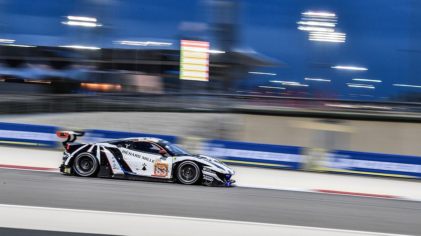 WEC - Comments from Perrodo and Collard after the 8 Hours of Bahrain