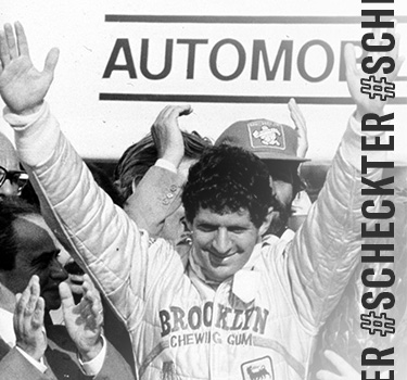 The young driver Jody Scheckter was called by Enzo Ferrari to be part of the Scuderia in 1979
