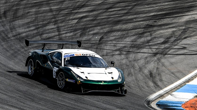International GT Open 2019  - Spirit of Race, vittorie e podi