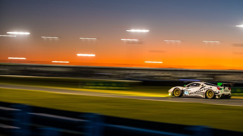 IMSA - Ferrari Begins to Show Pace at Half-Way Mark