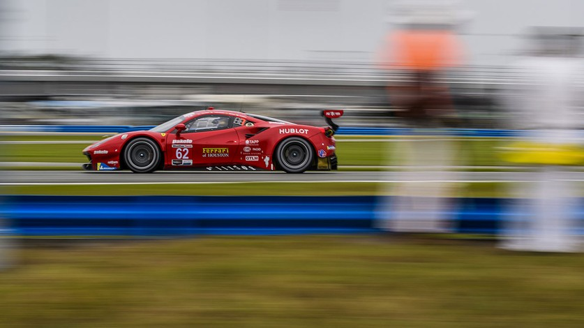 IMSA - Risi Competizione drivers' comments at the end of the race