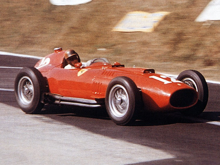 Ferrari History: 1957 - 801 F1