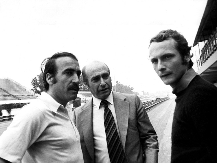 Andreas Nikolaus Lauda and the Scuderia Ferrari had a profound relationship