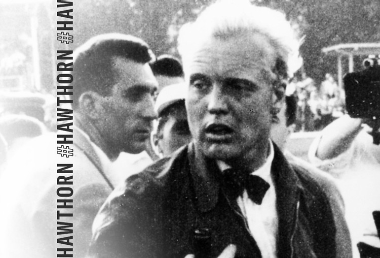 Mike Hawthorn - Ferrari Champion