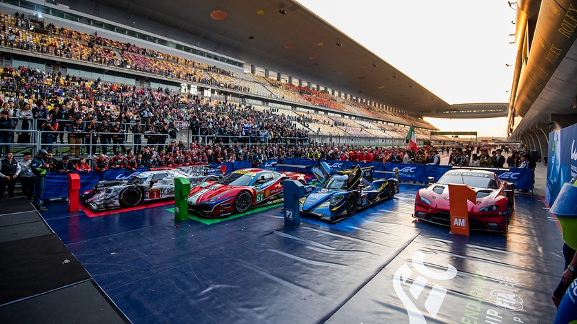 AF Corse appeal upheld: Ferrari victory confirmed at the 4 Hours of Shanghai