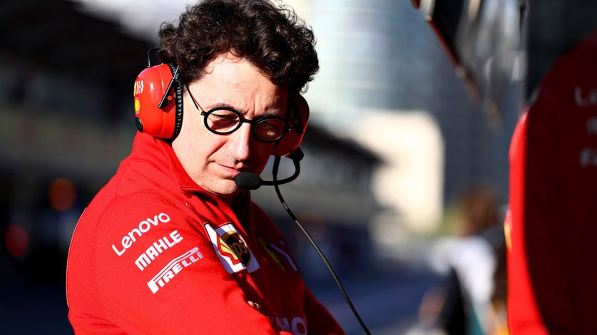 Binotto: a new cycle for Scuderia Ferrari