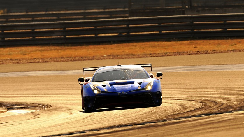 ALMS - First pole for T2 Motorsports as Ferraris hog podium at Buriram