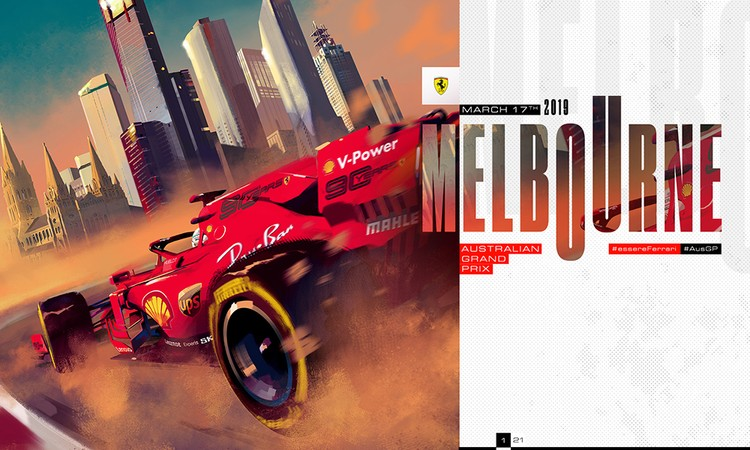 Australian Grand Prix 2019 by Gianmarco Veronesi