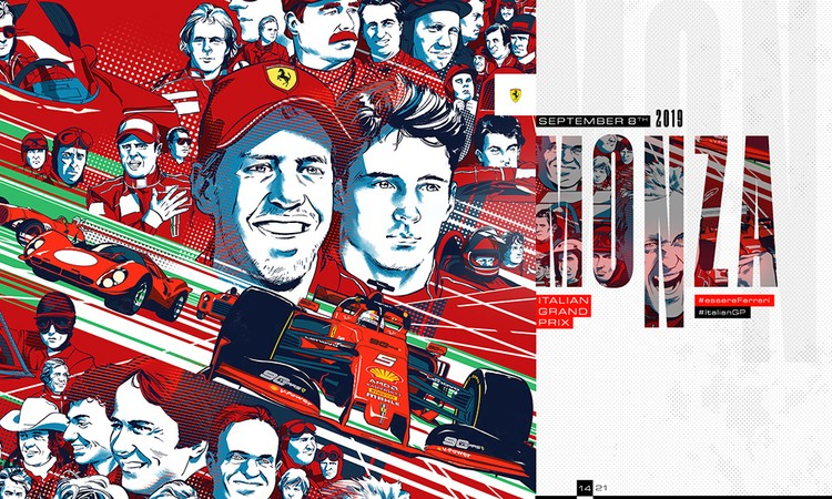 Italian Grand Prix 2019 by Gianmarco Veronesi