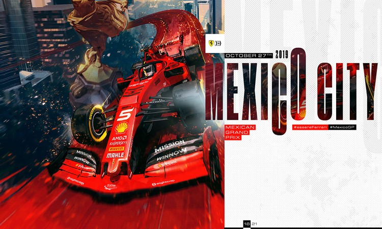 Mexican Grand Prix by Valerio Befani