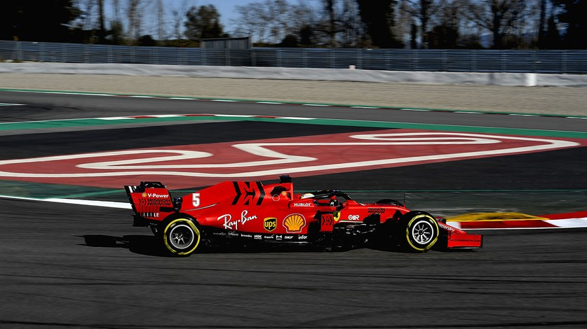 Barcelona Test 2 - Day 1: Two and a half Grands Prix for the SF1000
