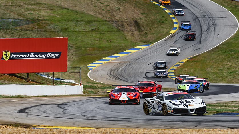 Racing Days Concludes on High in Atlanta