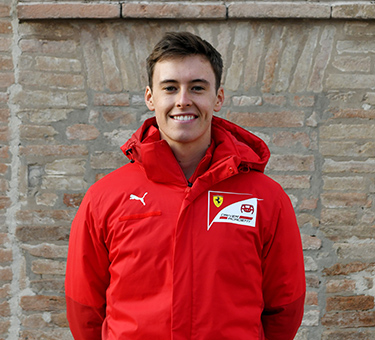 Ferrari Driver Academy - Marcus Armstrong: stats