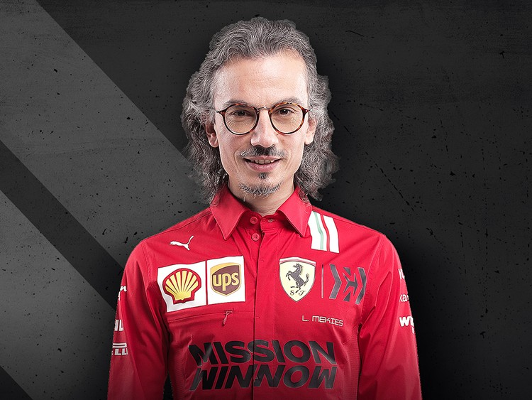 Laurent Mekies - Ferrari Sporting Director