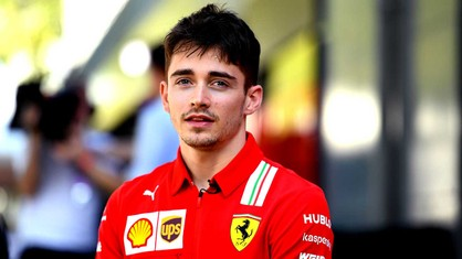 Charles Leclerc, Ferrari at 2020 Chinese Virtual GP