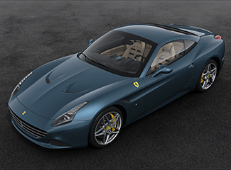 Ferrari California T - INSPIRED BY THE 195 S Touring berlinetta