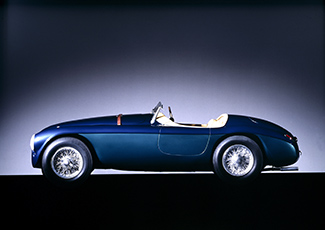 Ferrari 166 MM Touring barchetta - 1950