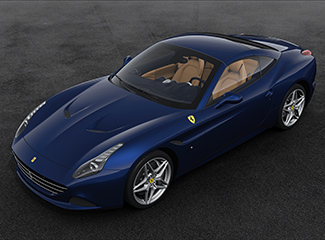 Ferrari California T - INSPIRED BY THE 166 MM Touring barchetta
