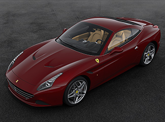 Ferrari California T - INSPIRED BY THE 212 Inter Vignale cabriolet