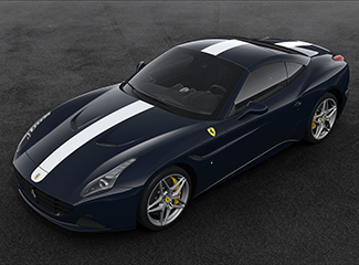 Ferrari California T - INSPIRED BY THE 212 Inter Vignale coupé