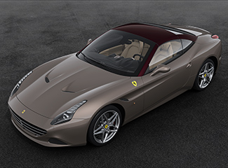 Ferrari California T -  INSPIRED BY THE 375 MM Pinin Farina spider
