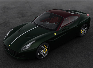 Ferrari California T - INSPIRED BY THE 250 GT Pinin Farina coupé