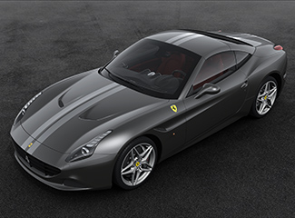 Ferrari California T -  INSPIRED BY THE 250 GT Boano coupé
