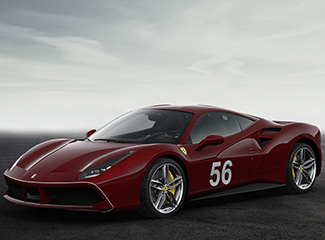 Ferrari 488 GTB - INSPIRED BY THE 125 S