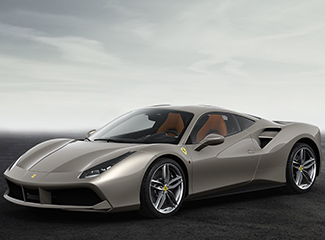 Ferrari 488 GTB - INSPIRED BY 375 MM Pinin Farina berlinetta