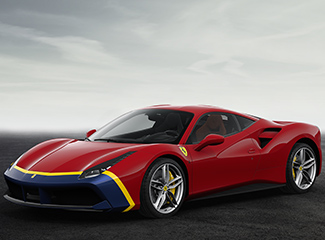 Ferrari 488 GTB - INSPIRED BY 290 MM