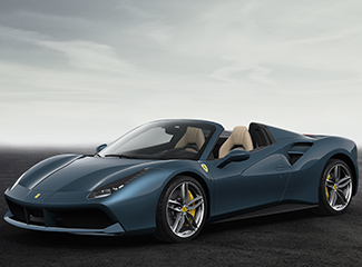 Ferrari 488 Spider - INSPIRED BY THE 195 S Touring berlinetta