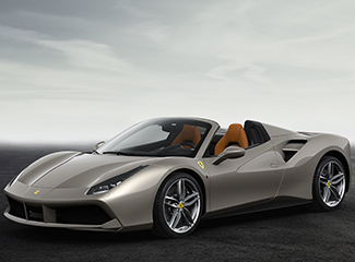Ferrari 488 Spider - INSPIRED BY 375 MM