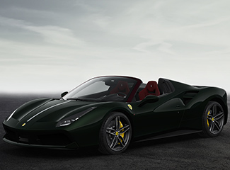 Ferrari 488 Spider - INSPIRED BY THE 375 AMERICA