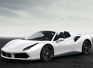 Ferrari 488 Spider - INSPIRED BY THE 410 Superfast