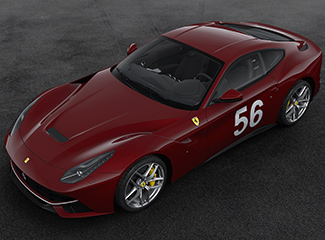 Ferrari F12berlinetta - INSPIRED BY THE 125 S