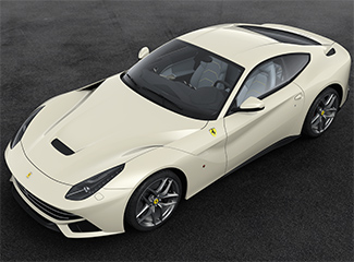 Ferrari F12berlinetta - INSPIRED BY THE  212 Inter Vignale coupé