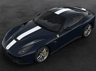 Ferrari F12berlinetta - INSPIRED BY THE 340 MM Vignale spider