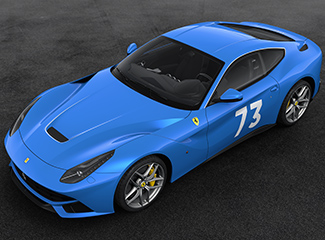 Ferrari F12berlinetta - INSPIRED BY THE 250 GT berlinetta