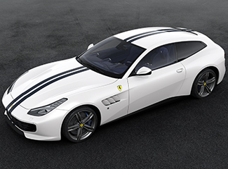 Ferrari GTC4Lusso - Inspired by the 375 MM Pinin Farina spider