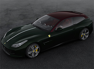 Ferrari GTC4Lusso - Inspired by the 375 AMERICA