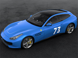 Ferrari GTC4Lusso - Inspired by the 250 GT berlinetta