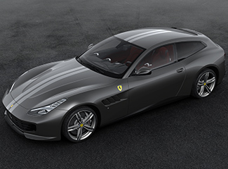 Ferrari GTC4Lusso - Inspired by the 250 GT coupé