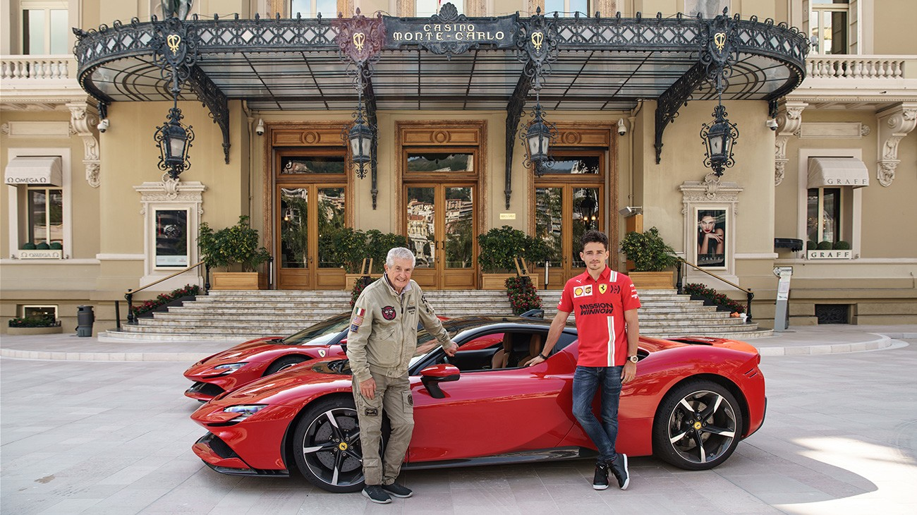 Claude Lelouch's short film starring the Ferrari SF90 Stradale and Charles Leclerc to premiere on June 13